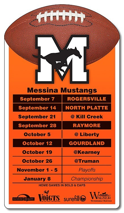 football topper schedule magnets