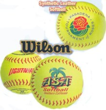 customized softballs